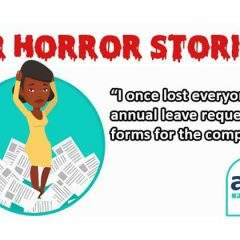 Is your company experiencing these Halloween HR nightmares?