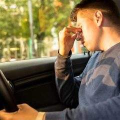 Pandemic exposes underlying hardships faced by working drivers