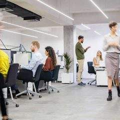 Seven quick and small office updates to ensure staff are happy, healthy and productive