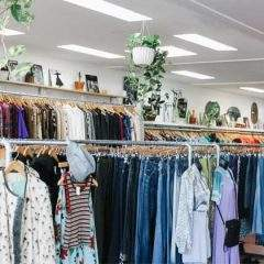 Only 3 in 10 donations make it to the shelves. Charity shop treasure…or just trash?