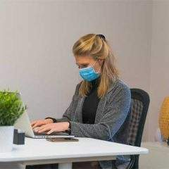 Managing a safe return to office life