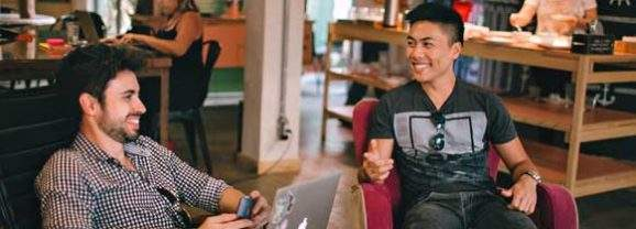 The rise and benefits of coworking spaces